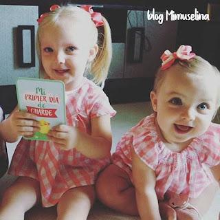 tarjeta fotos primer día guardería blog mimuselina baby moments cards