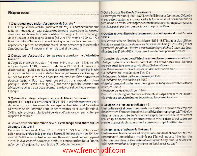 300 Questions pièges pdf à télécharger gratuitement