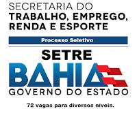 Apostila Concurso Setre BA - Secretaria do Trabalho da Bahia