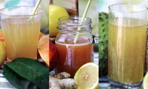Resep jus untuk asam urat tinggi