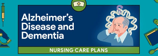 nursing care plan for dementia elderly