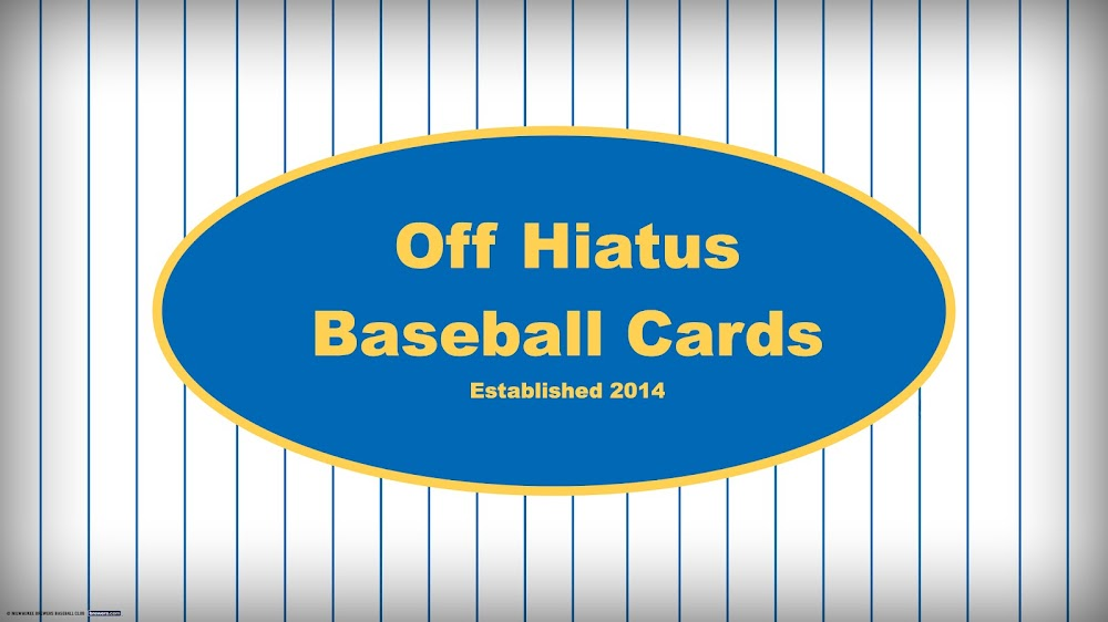 Off Hiatus Baseball Cards