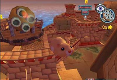 百戰天蟲:蟲堡大作戰(Worms Forts:Under Seige)+攻略,好玩趣味策略遊戲!