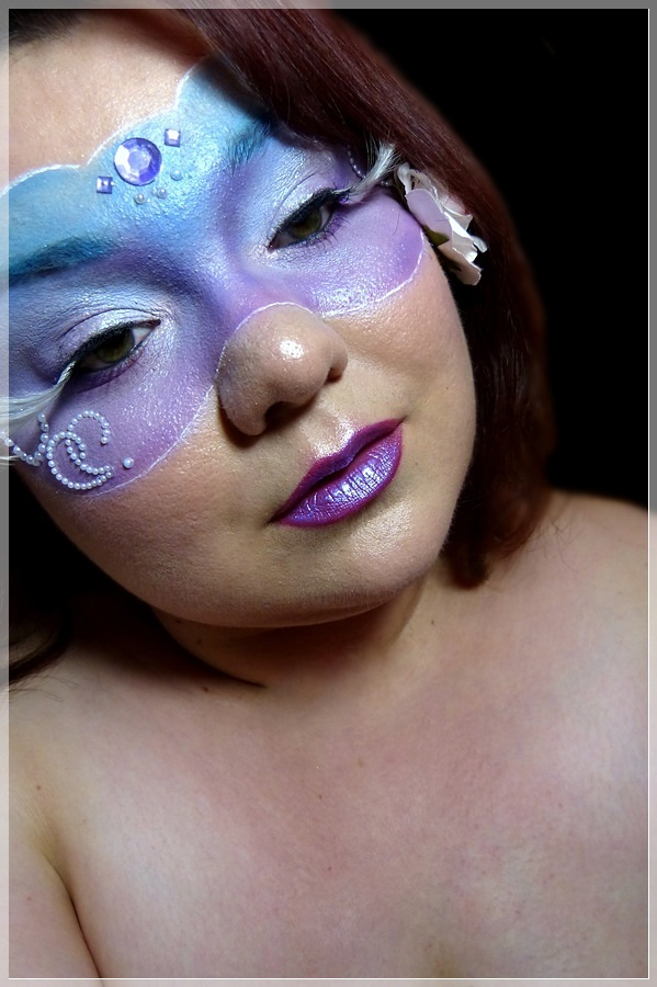 Harry Potter Beauxbatons Makeup