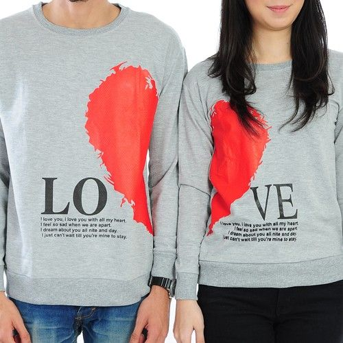 valentine t shirts for couples