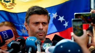 "España asegura que ""no tiene intención"" de entregar a Leopoldo López"