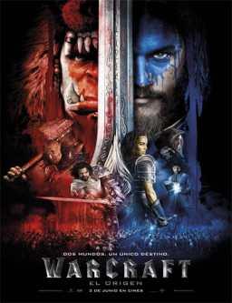 Warcraft: el origen BrRip 720p Subtitulada