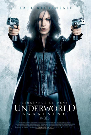 Underworld: Awakening [2012] [DVD9] [NTSC] [Latino]