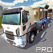 Truck Driver Simulator Pro All Unlocked MOD APK