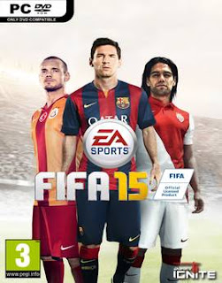 تحميل لعبة فيفا FIFA 15 Ultimate Team Edition-CPY