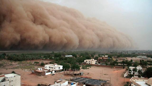 السودان قد يصبح دولة غير مأهولة بالسكان