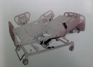 ranjang rumah sakit