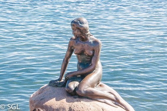 La sirenita de Copenhague. 10 curiosidades de la sirenita de Copenhague