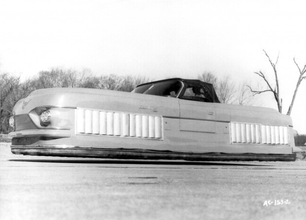 1961 Ford Glideair Hover Car Thegentlemanracer Com