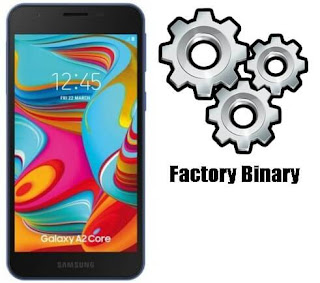 Samsung Galaxy A2 Core SM-A260G Combination Firmware