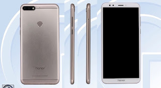 C is going to hold out launched afterward the success of Honor  Honor 7C is coming afterward Honor 7X