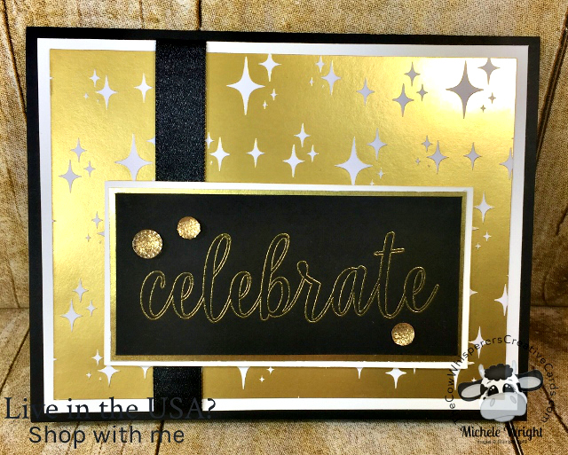 Card, Calligraphy Essentials, Broadway Bound, Celebrate