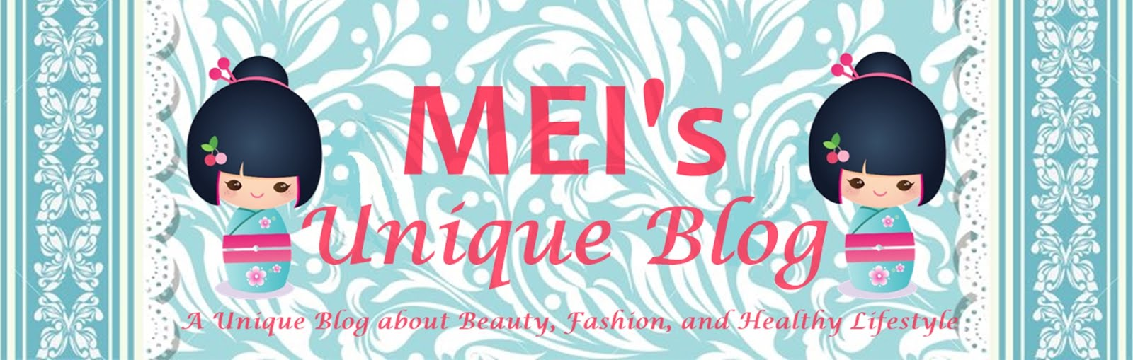 Mei's Unique Blog | Indonesian Beauty and Lifestyle Blogger