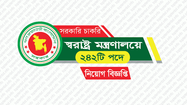 Ministry of Home Affairs Jobs Circular 2018