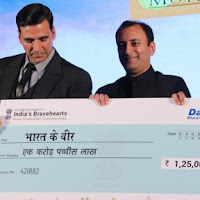 Bharat Ke Veer: Akshay raised Rs. 7 crore in just one hour