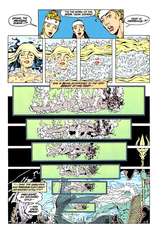 Read online Wonder Woman (1987) comic -  Issue #7 - 6