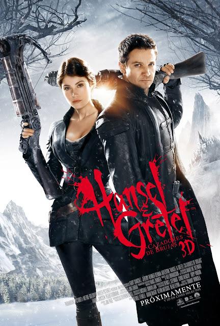 Hansel y Gretel: Cazadores de Brujas - 1080p - Latino - Portada