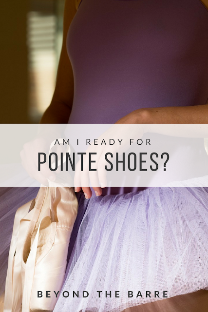 When Am I Ready For Pointe?