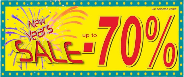 Gayrado Online Shop New Year Sale  2016 Deals Promo
