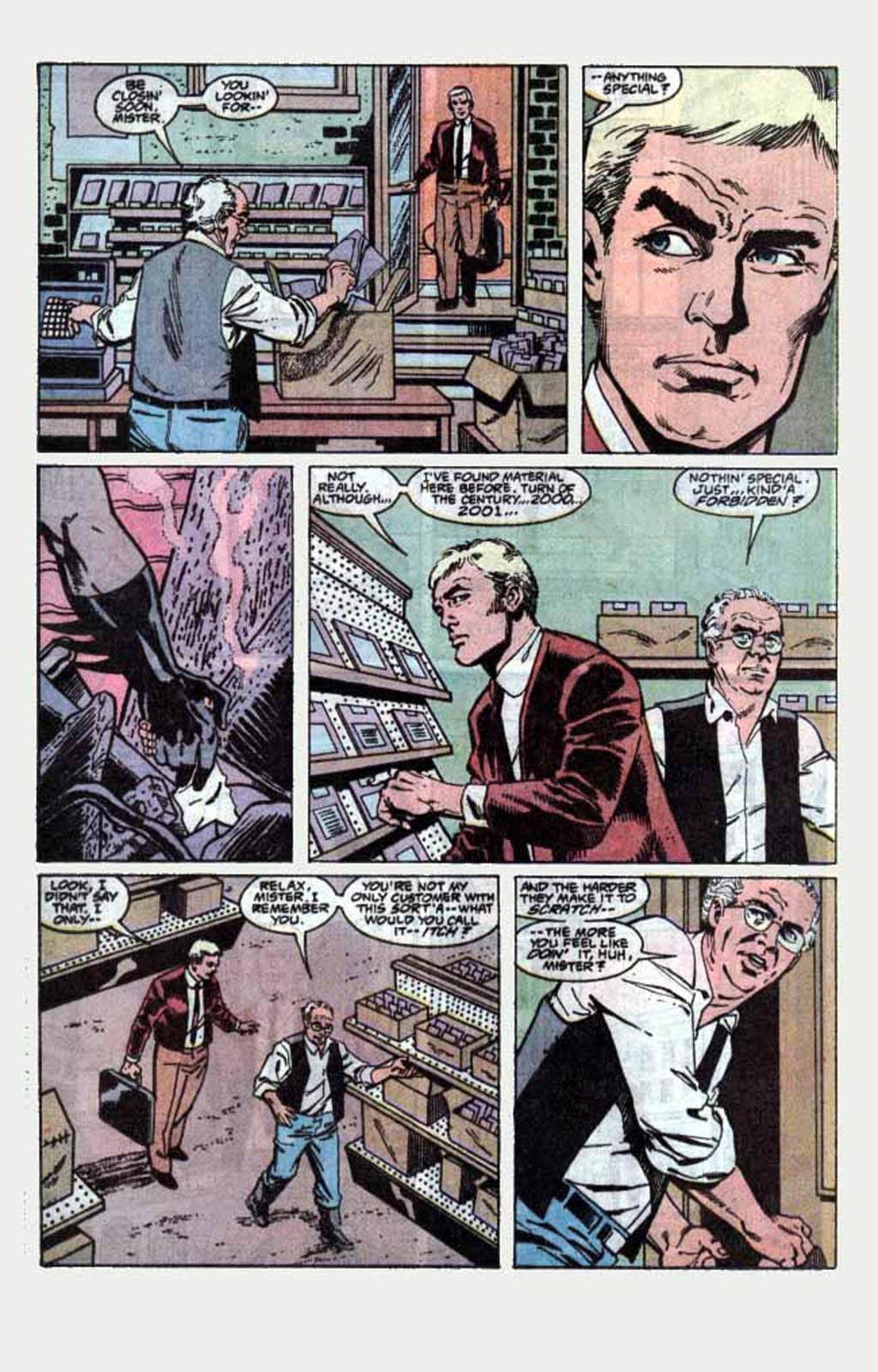 Read online Armageddon 2001 comic -  Issue #1 - 17