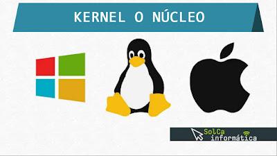 informática kernel