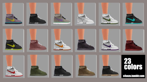 Sims  Male Nike Shoes