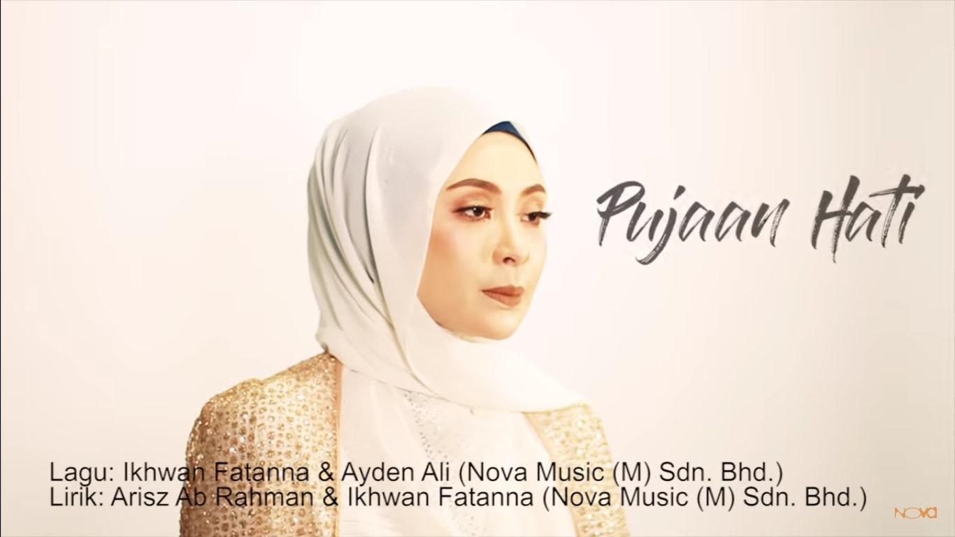 Lirik Lagu Pujaan Hati - Adira Suhaimi (OST Pujaan Hati Kanda)