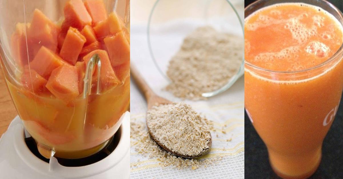 Detox 4 em 1: emagrece, seca barriga, desintoxica o metabolismo e limpa o intestino – receita simples e fácil de fazer