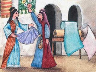 Η γυναίκα στη βυζαντινή κοινωνία - Θέματα από τη Βυζαντινή ιστορία  - από το «https://e-tutor.blogspot.gr»