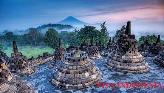 Hồ sơ xin visa indonesia