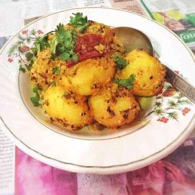 Bhaapaa Aloo Recipe