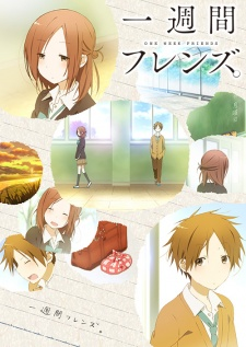 Isshuukan Friends BD Sub Indo