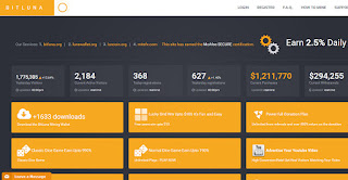 How to make money online at Bitluna