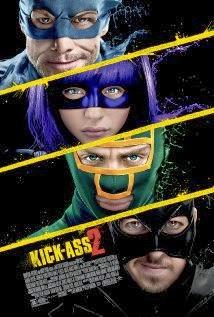 Kick Ass 2 (2013) DVDrip ταινιες online seires oipeirates greek subs