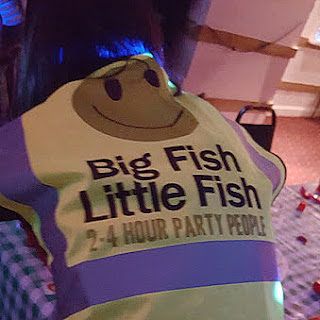 Big Fish Little Fish Family Rave Review Manchester