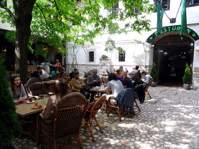 Morica Han - Oldest travellers inn (circa 1500's) in Sarajevo