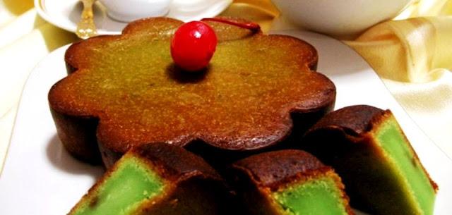 Bolu Kemojo, A Kind of Malay Cake Originated From Riau