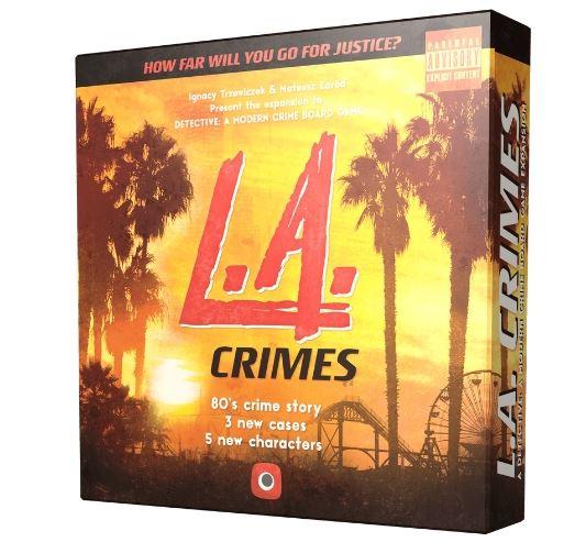 portal games detective la crimes