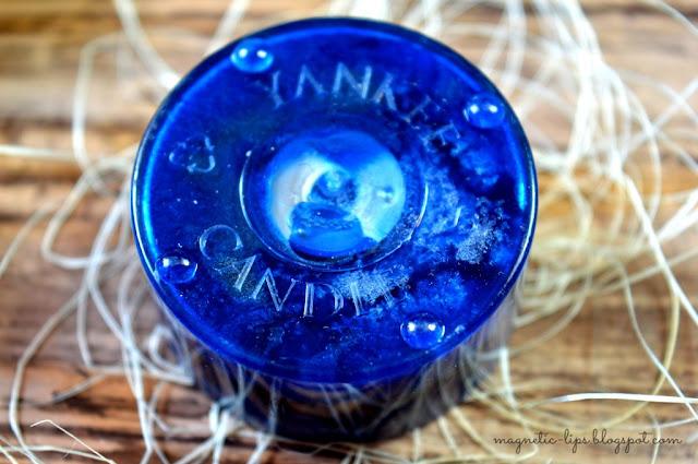 świeczka zapachowa yankee candle