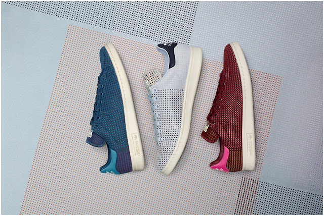 Adidas Originals x Kvadrat Stan Smiths on Island Atelier