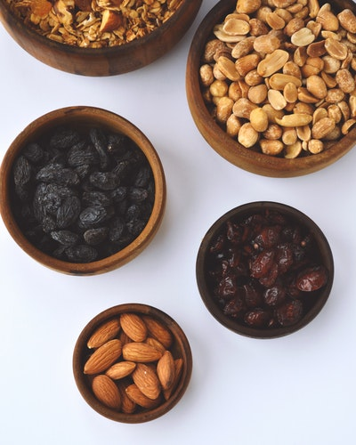 Weight Gain Naturally- Go Nuts