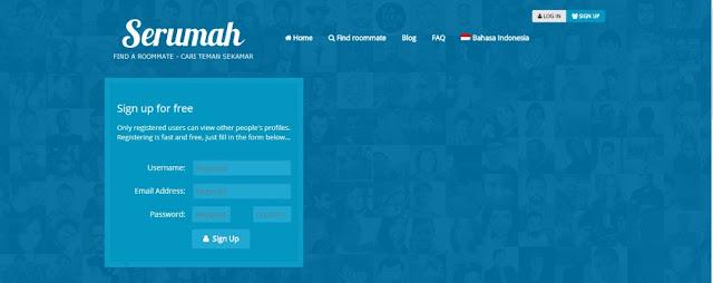 aplikasi sharing kamar kos