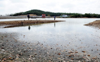 Kegiatan Pencerobohan Punca Air Empangan Di Melaka Tercemar