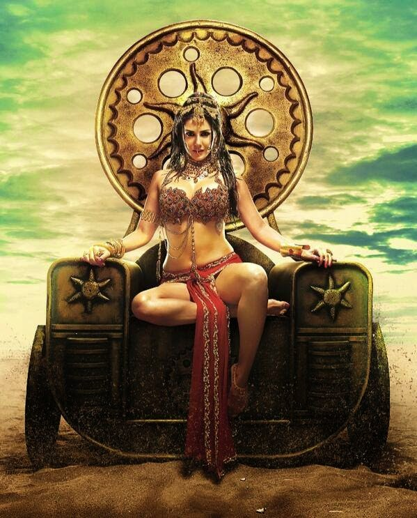 "Sunny Leone to play a princess in her next tentatively titled ""Leela"" first look"