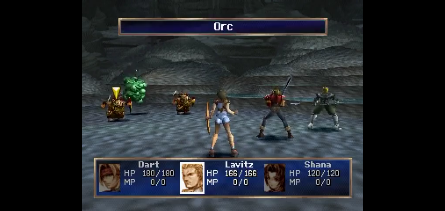 The Legend Of Dragoon (Disc 1) (PSX/PS1) ISO Download High Compress